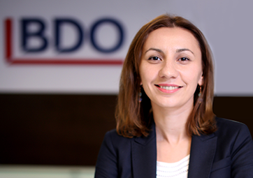 KETEVAN ABUSERIDZE, Partner, Tax
