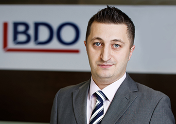 DAVID KHRIKADZE, Partner, BDO Legal