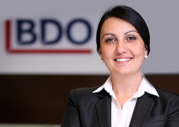 KETEVAN ZARIDZE, Partner, Head of Outsourcing