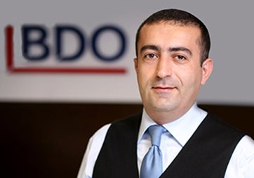DAVID GELASHVILI, Partner, BDO Legal